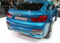 BMW сообщил первую информацию о предсерийной версии X4