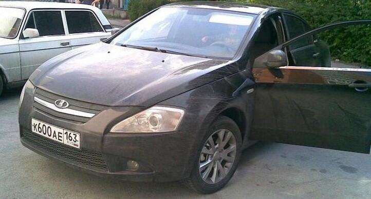 Lada Priora 2 Новую Версию Lada Priora 2