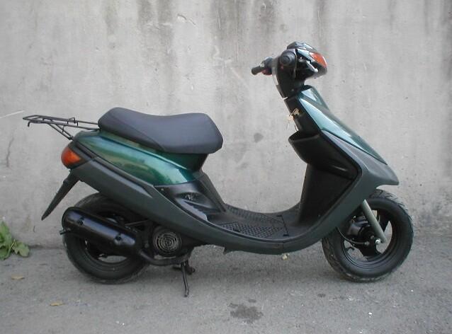 Jog Nextzone Scooter Yamaha Jog Nextzone Надежный