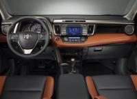 Toyota поставляет в Россию 11 модификаций кроссовера RAV4