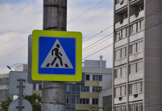 В 2012 году пешеходам переходить дорогу надо еще внимательней