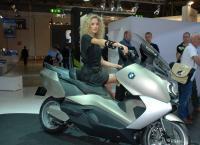 BMW C 650 GT новый стандарт мототехники BMW Motorrad