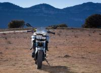 BMW F 800 R лучший мотоцикл для стант райдинга