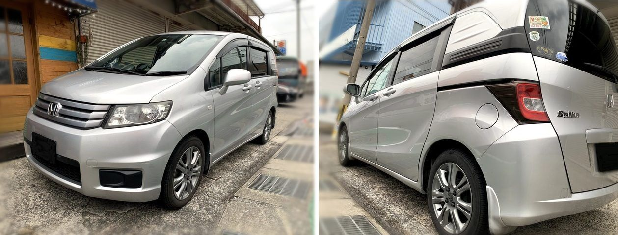 Honda Freed Spike 1.5 G just selection