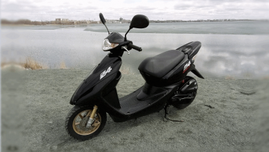 Скутер Honda Dio Z4 AF 63