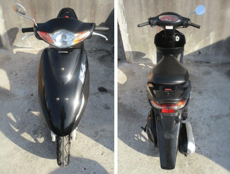 скутер Хонда Дио З-4