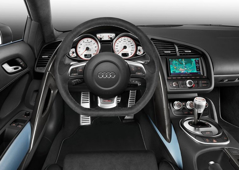 обзор автомобилей Audi R8