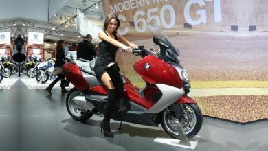 BMW C 650 GT: новый стандарт мототехники BMW Motorrad