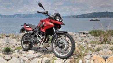 Мотоцикл BMW F 700 GS