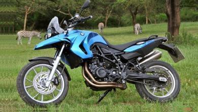 Обзор мотоцикла BMW G 650 GS