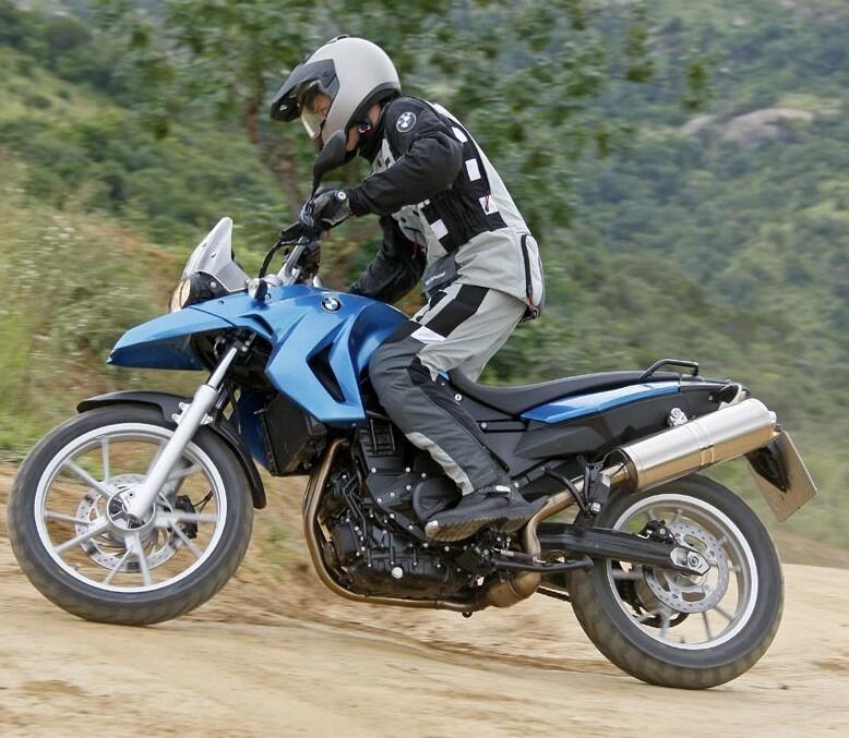 Характеристика мотоцикла BMW G 650 GS