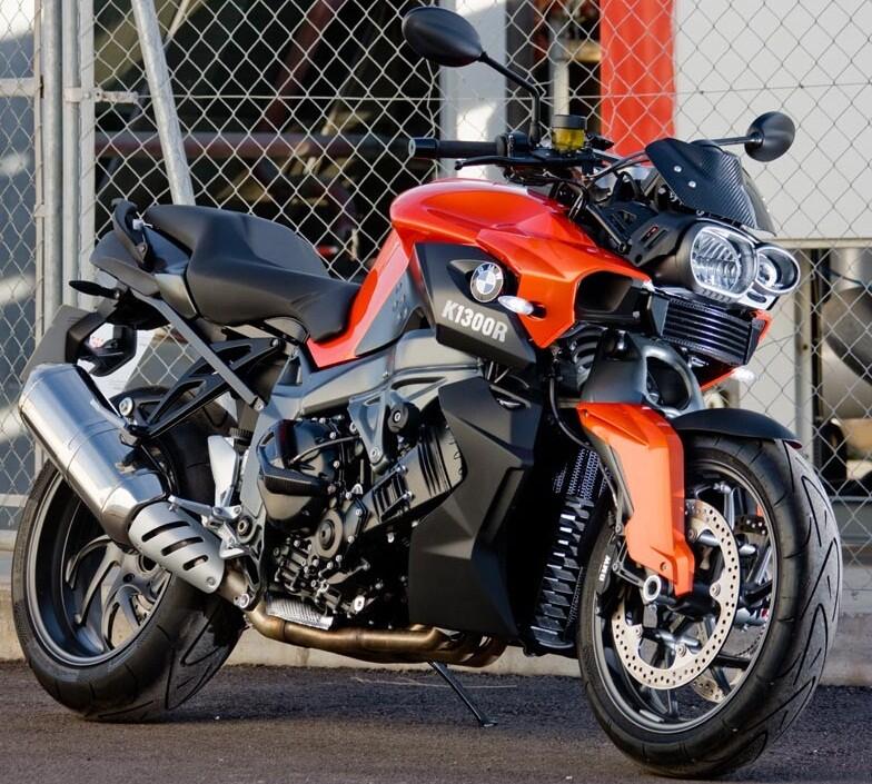 Обзор мотоцикла BMW K 1300 R