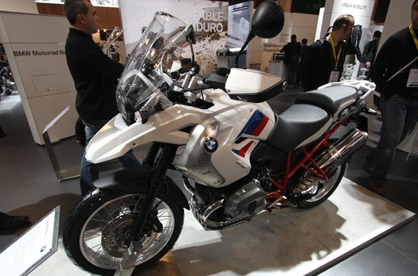 Спортивный BMW