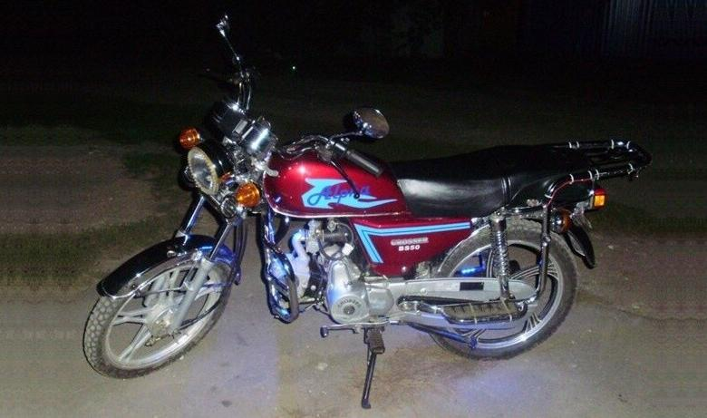 Crosser BS 50: мопед с экстерьером мотоцикла