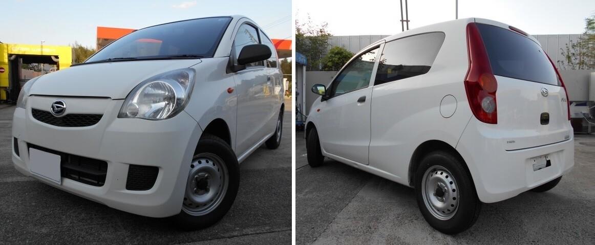 самый дешевый японский Daihatsu Mira автомобиль