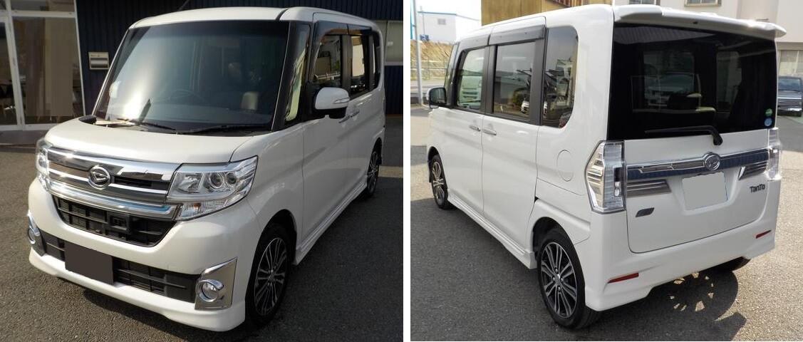 Daihatsu Tanto 2016