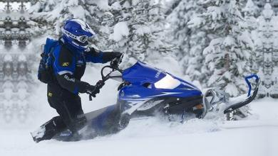 FX Nytro MTX SE162: стильный и агрессивный горный снегоход