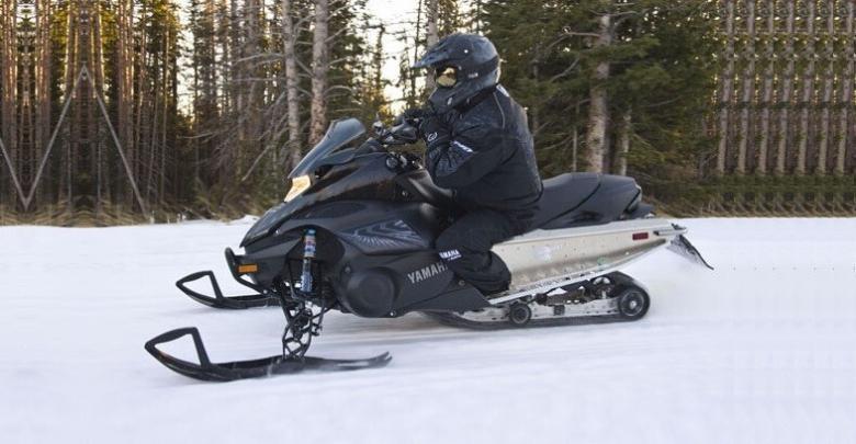 FX Nytro R-TX: снегоход для агрессивной езды и соревнований