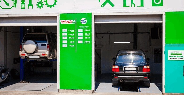 СТО «Green Auto service group» диагностика и ремонт ходовой