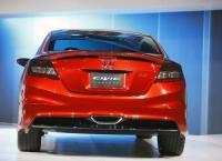 обзор автомобилей Civic