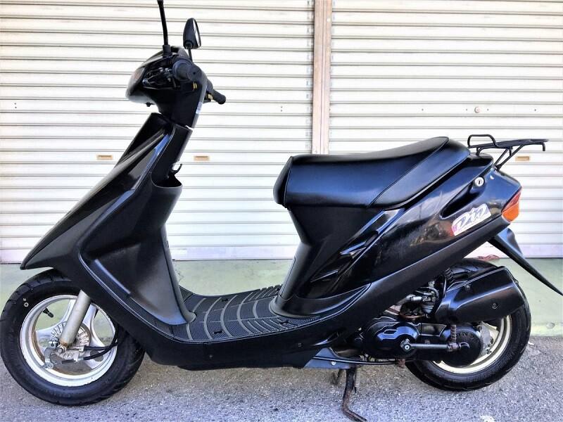 Японский скутер Super Honda Dio AF-27