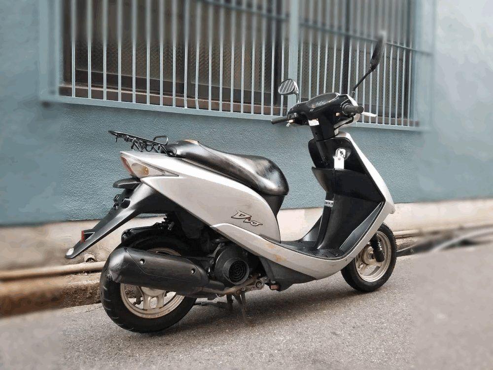 Японские скутера 50 кубов Dio AF 62