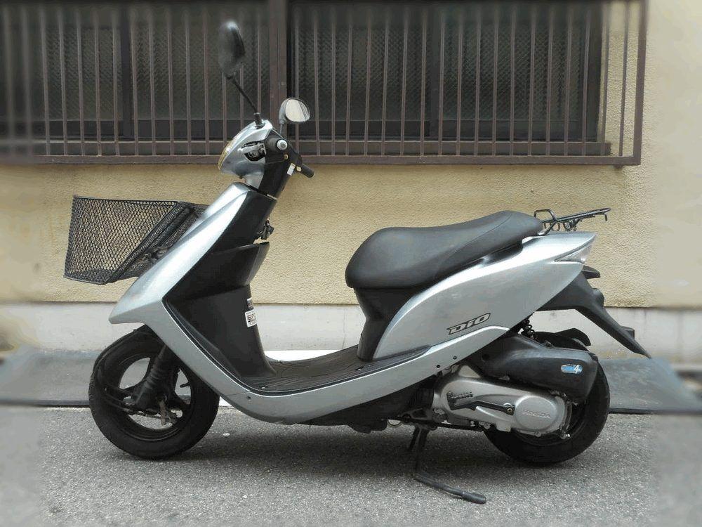 Японский скутер 50 кубов Honda Dio AF 68