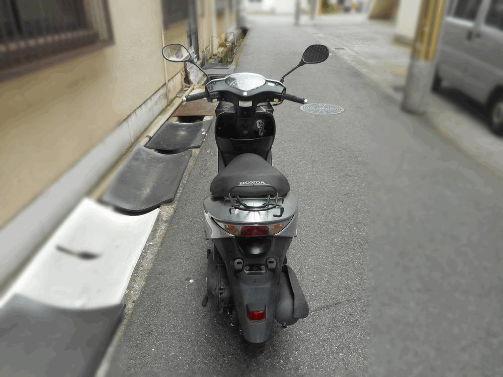 Японские скутеры Honda Dio AF 62