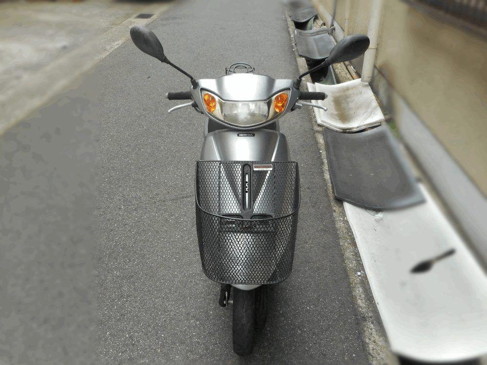 Купить японский скутер Honda Dio AF