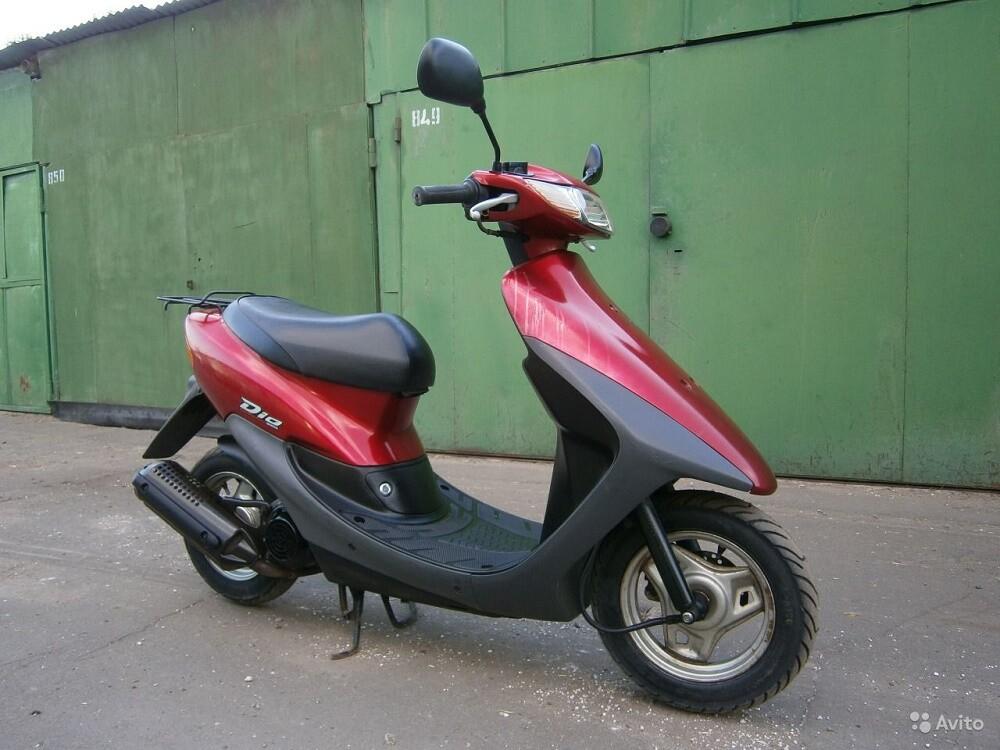 Honda Dio AF 34/35: модели одобренные российскими водителями