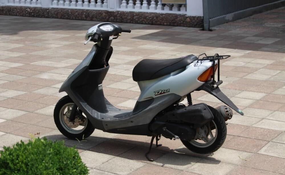 японские скутеры 50 кубов, модели Dio AF 34/35