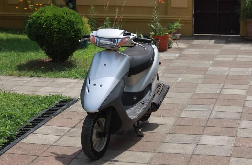 технические характеристики по скутерам Honda Dio AF 34/35