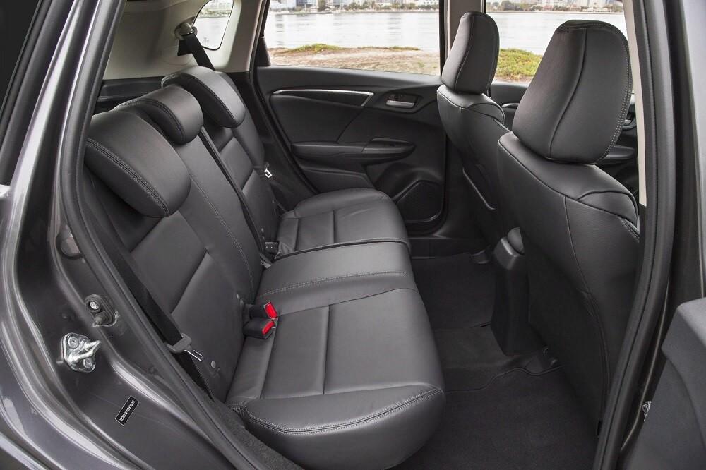 Хонда Фит гибрид 3 поколения