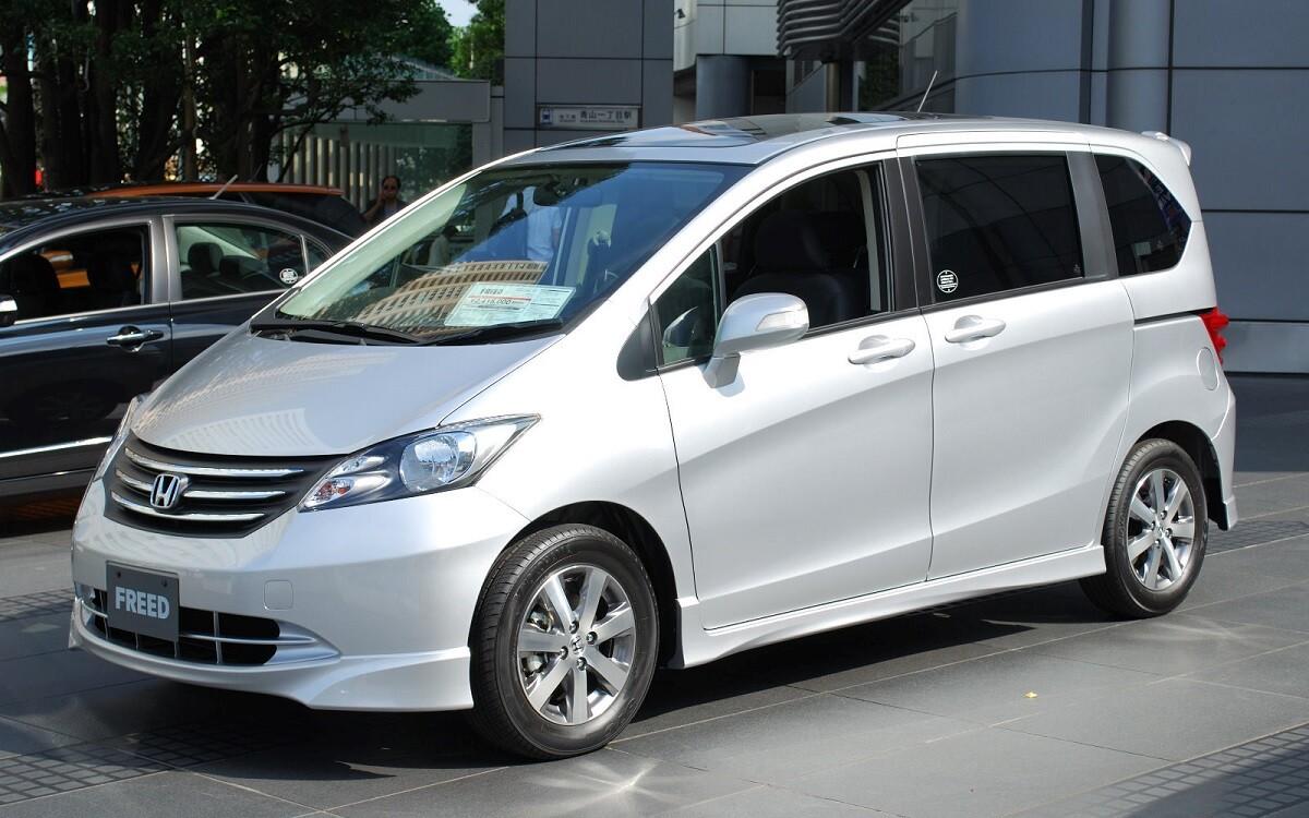 Honda Freed 1 поколение
