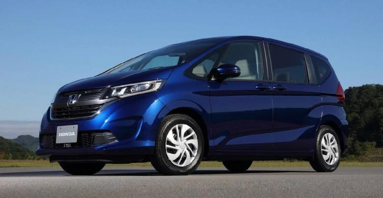 Honda Freed история модели