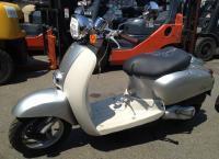 Технические характеристики Honda Giorno Crea AF54: