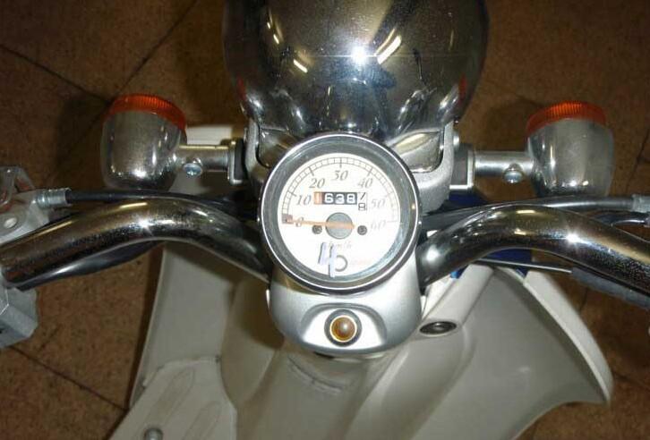 Giorno Crea AF 54 японские скутеры 50 кубов