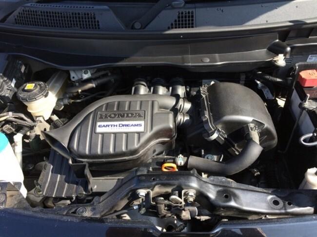 Honda N-One технические характеристики
