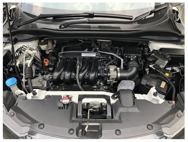 двигатель Хонда Везел