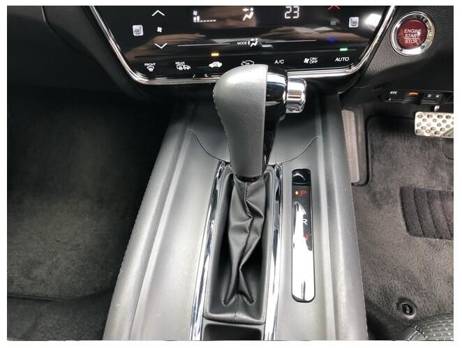 Honda Vezel технические данные авто