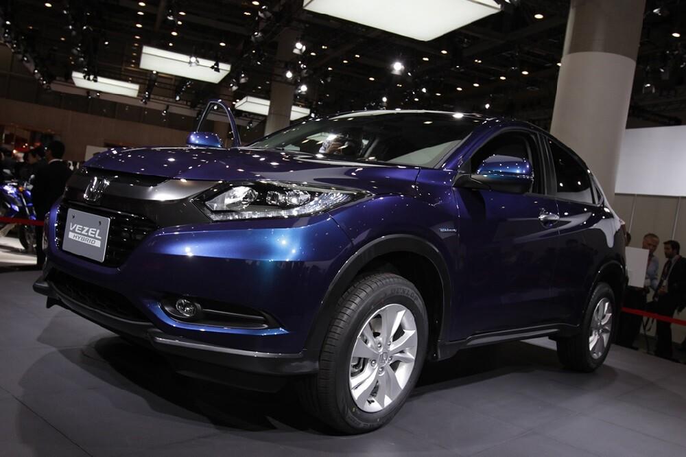 Хонда Везел продажа в России
