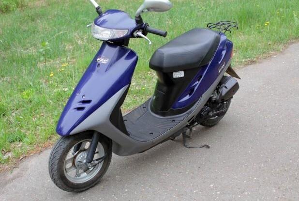 японские скутеры 50 кубов