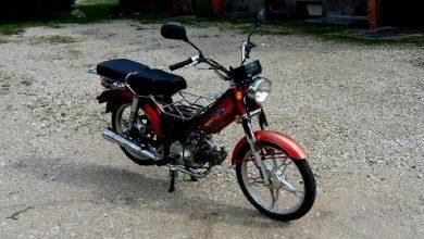 Photo of LIFAN LF50Q-2: популярный мопед китайско-российского производства