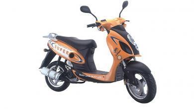 Photo of LIFAN ZID LF50QT-8A: двухместный дорожный скутер