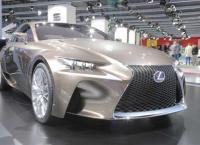 автомобильные новости 2012