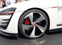 Сверхмощный VW Design Vision GTI