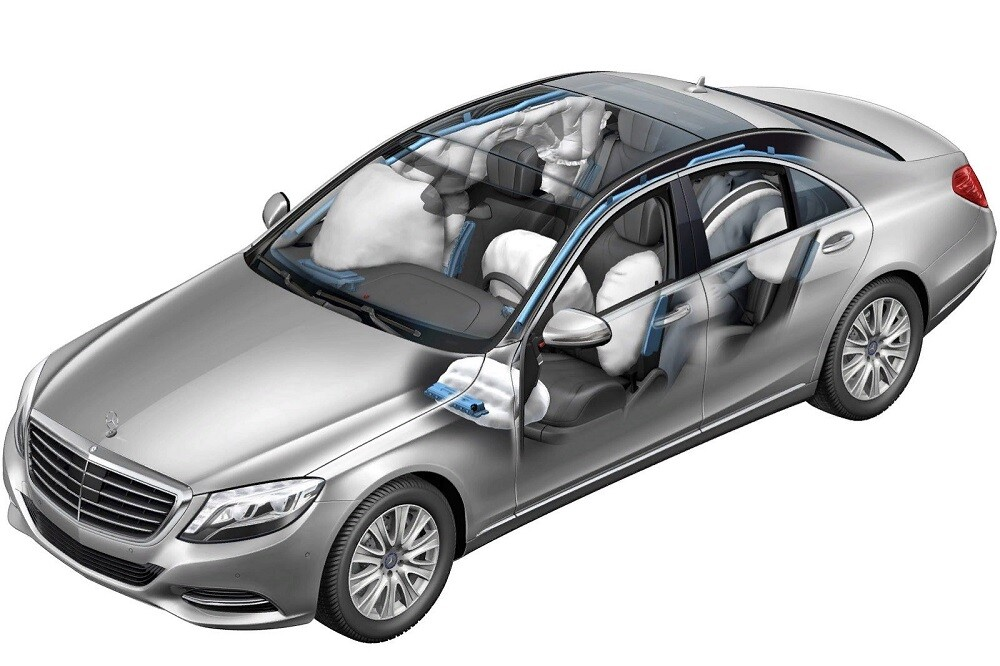 Автомобиль Mercedes S-class W222, 15.05.2013