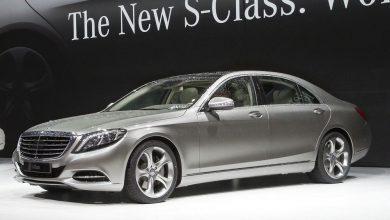 Photo of Мировая премьера в Гамбурге: представлен Mercedes S-class W222, 15.05.2013