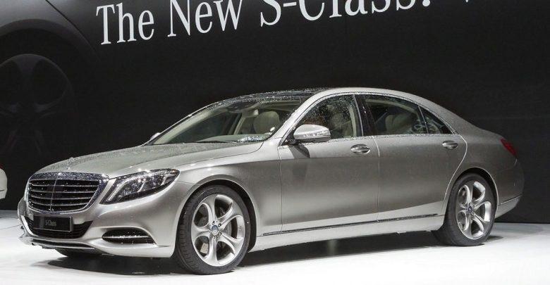 Mercedes S-class W222, 15.05.2013