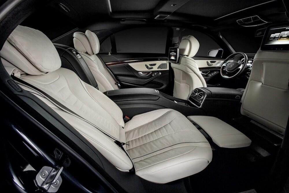представлен Mercedes S-class W222, 15.05.2013